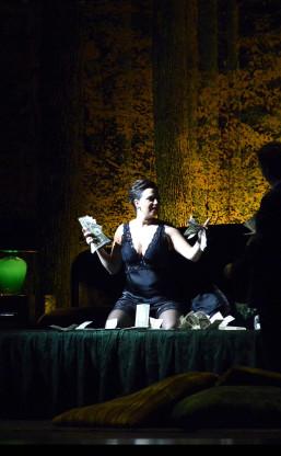 Fondazione Teatro la Fenice Traviata Regia Robert Carsen Photo ©Michele Crosera