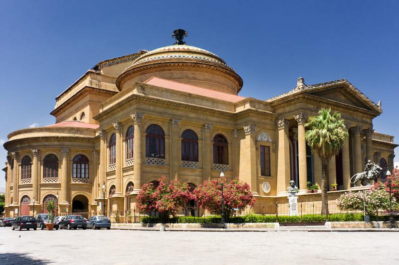 """""""La Traviata"""" di Giuseppe Verdi @ Teatro Massimo   Palermo   Sicilia   Italia"""